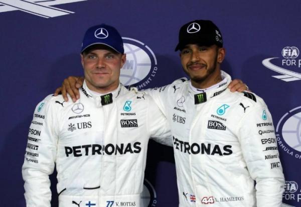Mercedes crava dobradinha para o GP da Hungria