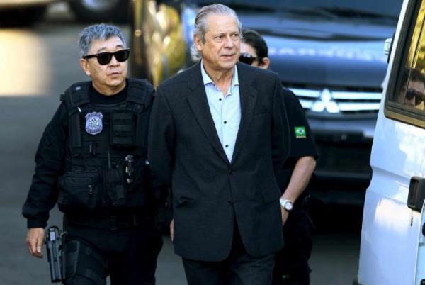 PGR quer Dirceu preso novamente