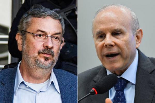 Moro torna Guido Mantega réu e rejeita denúncia contra Palocci