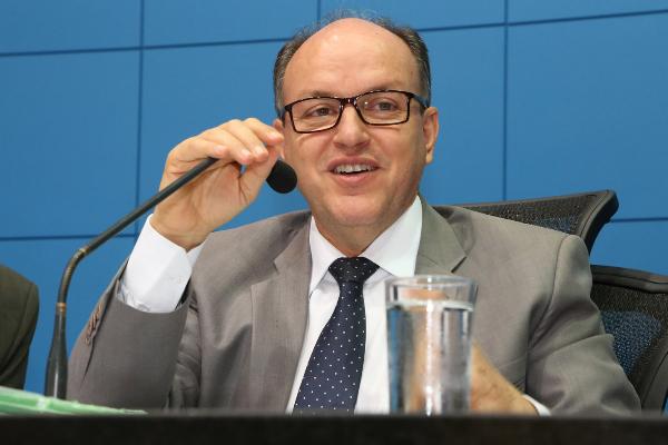 Jr. Mochi é o candidato do MDB ao Governo do Estado