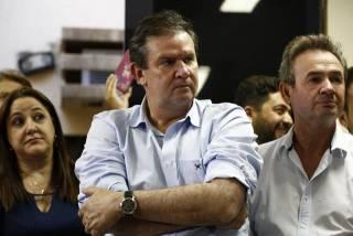 'Se o cabeça de chapa não tem votos, os deputados também não', Rocha prevê MDB forte
