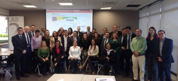 Ouvidoria do TCE-MS participa de encontro técnico em Brasília