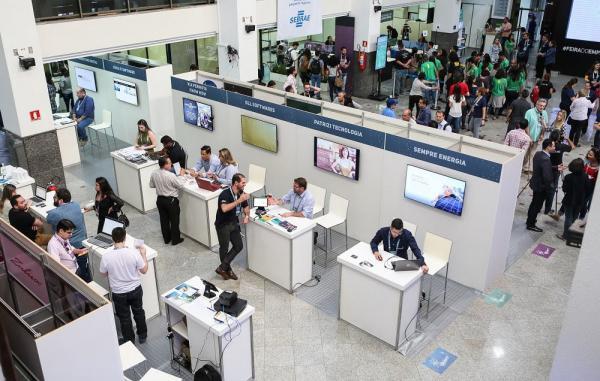 Primeiro dia da Feira do Empreendedor 4.0 reúne mais de 2,4 mil visitantes