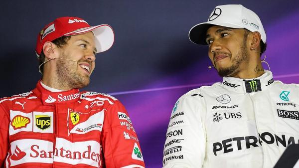 Vettel vence GP da Bélgica mas Hamilton é o líder