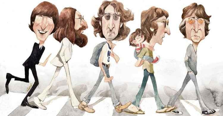 Biógrafo visualiza como seria futuro do ex-Beatle John Lennon