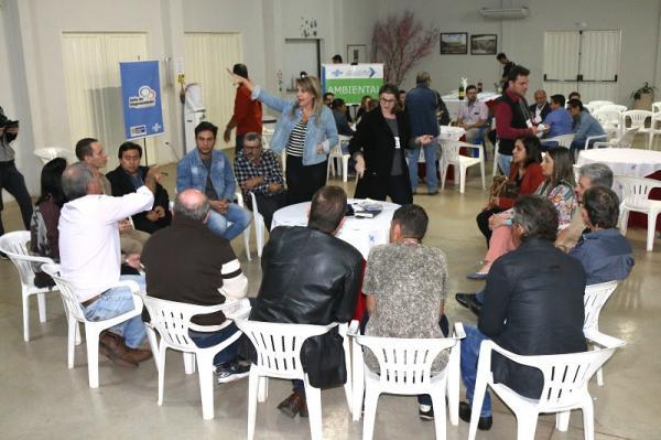 Participação popular norteia ações do Plano de Desenvolvimento Econômico