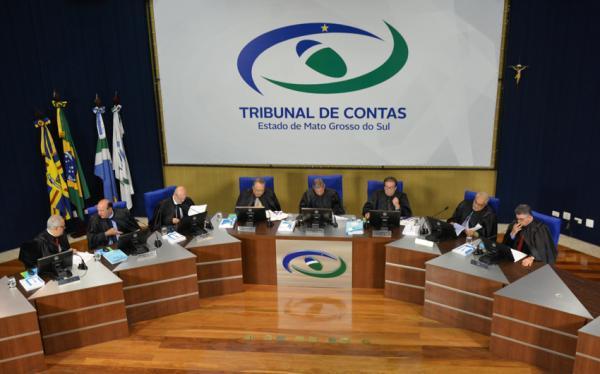 Pleno do TCE-MS julga recursos e aprova contas de gestão de municípios