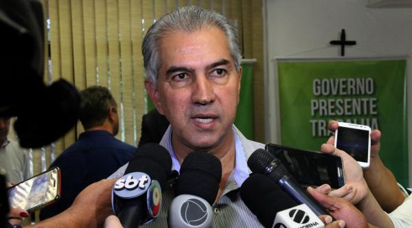 Em nota, Reinaldo diz que operação às vésperas das eleições é midiática