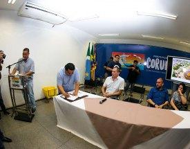 Marcelo Iunes lançou R$ 106 milhões em obras