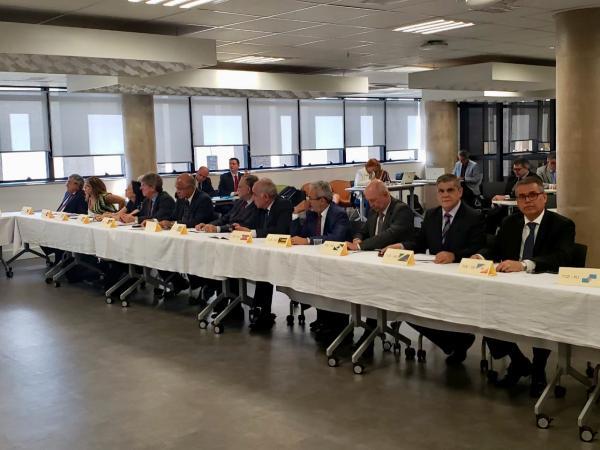 TCE-MS participou de eventos e reunião do Colégio de Presidentes da Atricon