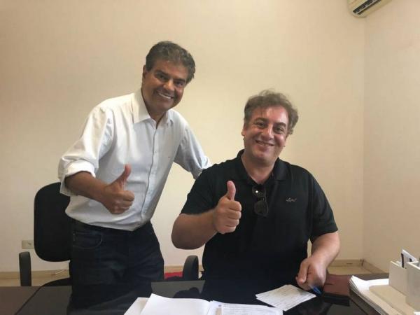 Nelsinho Trad e Neno Razuk são eleitos pelo PTB de Mato Grosso do Sul