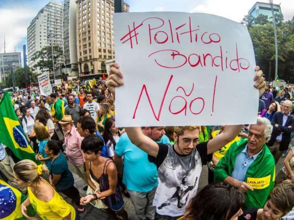 'Vem Pra Rua' convoca protesto contra PT