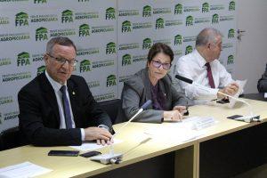 FPA debate pauta da agropecuária com futura ministra da Agricultura