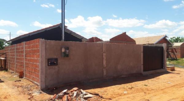 Lote Urbanizado: 33 famílias já vivem na casa própria