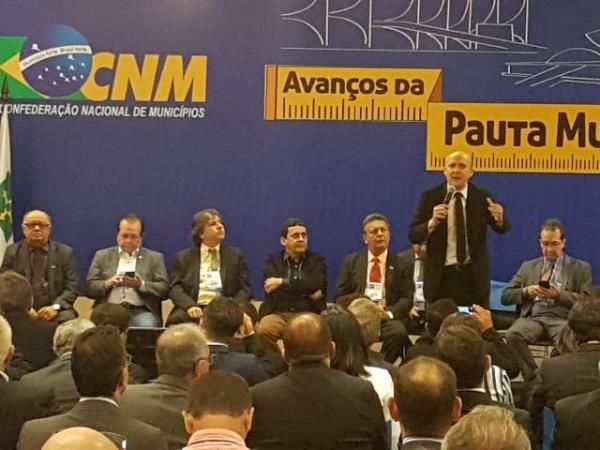 Prefeitos cumprem extensa agenda em Brasília como parte da pauta municipalista