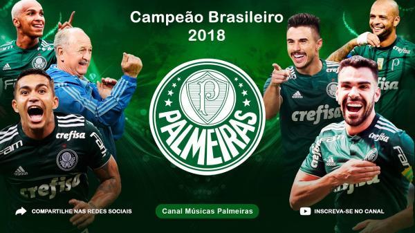 Décima conquista renova dinastia do Palmeiras nacionalmente