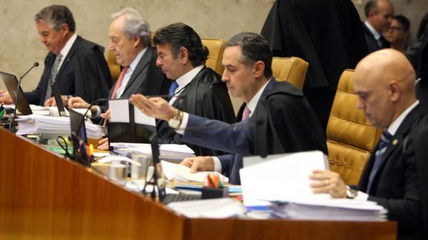 STF tem maioria a favor de indulto de Natal