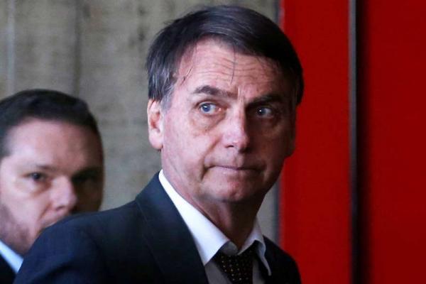 """Bolsonaro pede a adversários que abandonem o """"ódio sem necessidade"""""""