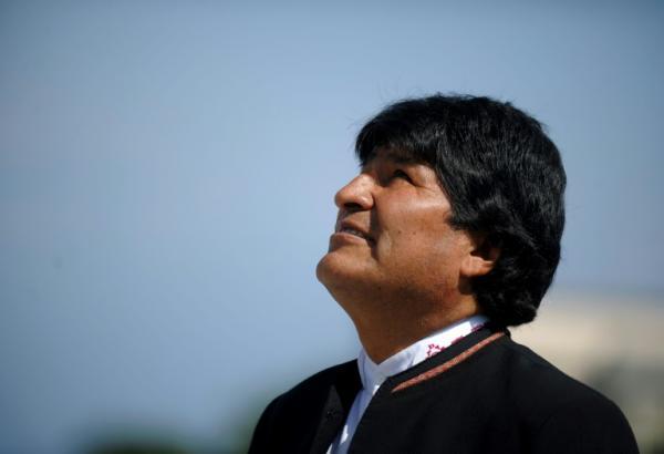 Tribunal Eleitoral Boliviano autoriza Morales a disputar quarto mandato