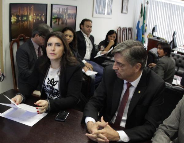 Simone Tebet pede urgência para criação das Áreas de Livre Comércio de Corumbá e Ponta Porã