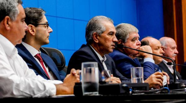 Governador destaca compromisso do presidente Temer na recuperação do Taquari