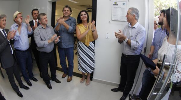 Iniciativa da Assomasul reforça o municipalismo no MS, destaca Reinaldo Azambuja