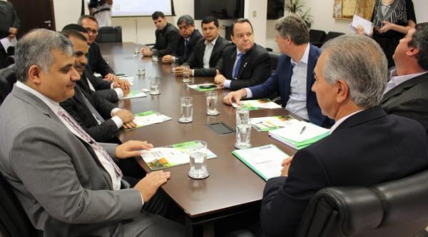 Árabes manifestam interesse na importação de produtos do agronegócio