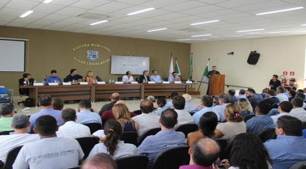 Governo defende agricultura e turismo sustentável em Bonito e região