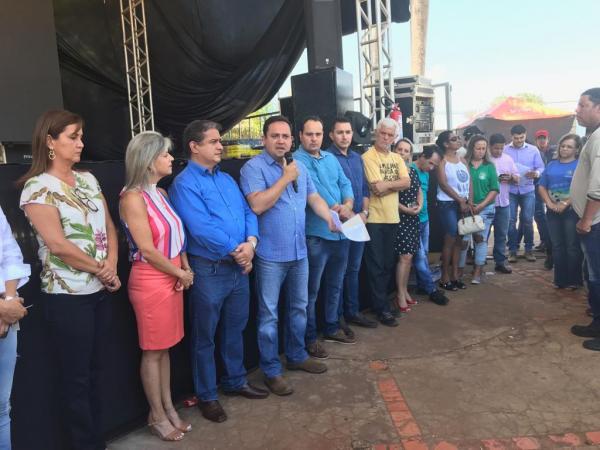 Deputado Marcio Fernandes entrega R$ 63 mil em emendas para a Saúde de Sidrolândia
