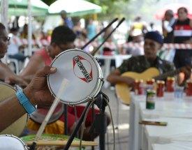 Roda de Samba acontece no domingo, dia 20, no Porto Geral