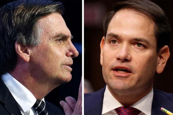 Senador dos EUA vê Brasil fortalecido com Jair Bolsonaro