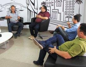 Empresário cede área para instalação de monumento doado por Cuiabá