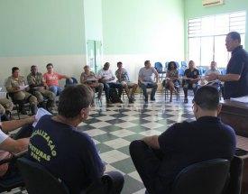 Reunião ajusta segurança do Carnaval com blocos e escolas de samba