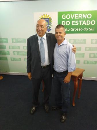Prefeito Enelto Ramos cumpriu agenda na Capital