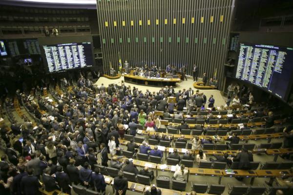Câmara aprova bloqueio de bens de investigados por terrorismo