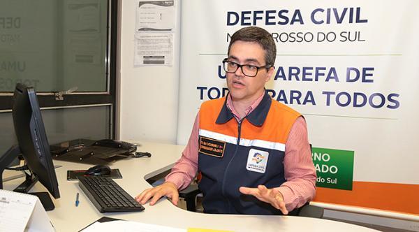 Defesa Civil Estadual monitora alagamentos em Paranaíba e Miranda