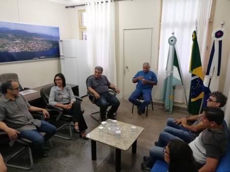 Deputada Bia Cavassa cumpre primeira agenda em Corumbá e Ladário