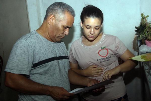 Chiquinho Telles se sensibiliza com o movimento 'Banquetaço'