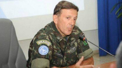 General Floriano Peixoto assume secretaria no lugar de Bebianno