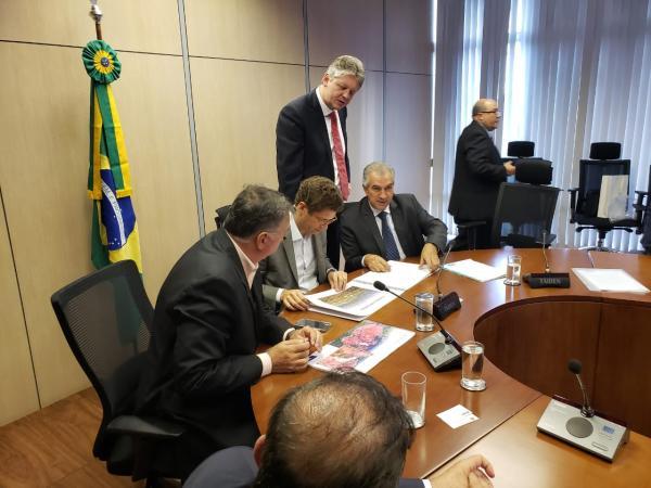 """Recuperação da Bacia do Rio Taquari é """"prioridade absoluta"""" do Ministério do Meio Ambiente"""