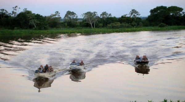 PMA iniciou operação Carnaval com enfoque à prevenção à pesca predatória