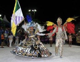 Marquês de Sapucaí aposta na Lua para se dar bem no melhor carnaval do MS