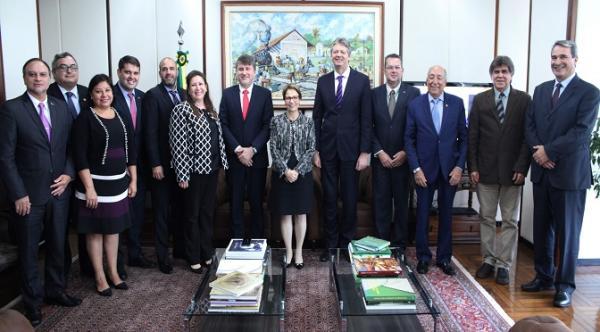 Construção de agenda comum do agronegócio entre Brasil e Paraguai tem participação de MS