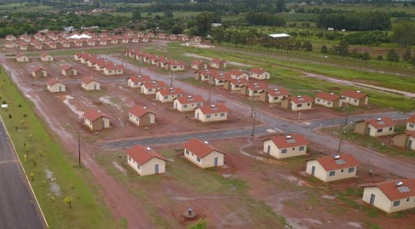 Paranhos recebe 220 casas em quatro anos
