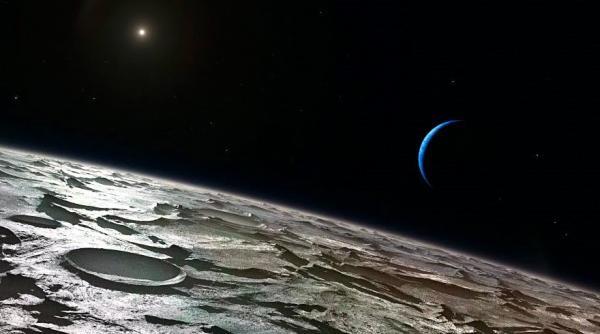 NASA propõe missão para estudar Tritão, maior lua de Netuno