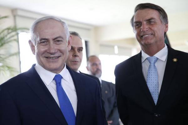 Bolsonaro está a caminho de Israel