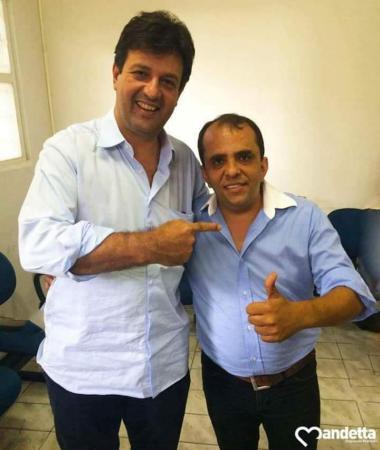 DEM mantém Robinho na presidência em Rio Verde
