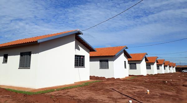 Sonho da casa própria se torna realidade para famílias de Ivinhema