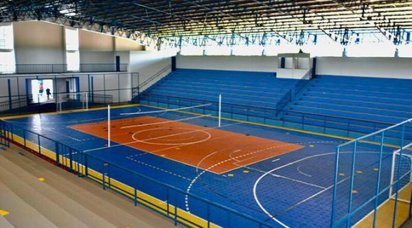Governo entrega revitalização do ginásio de Aquidauana