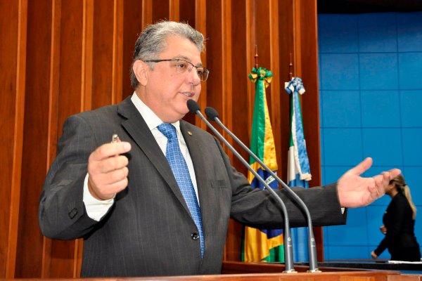 Vendramini quer desobstrução do trânsito aquaviário no Rio Negrinho
